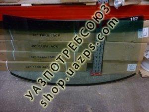А/стекло УАЗ ПАТРИОТ, 3162, 3160 лобовое с полосой (БОР) / 3160-5206016-11