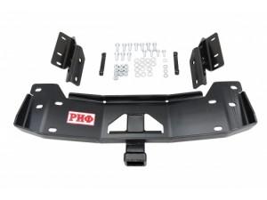 Фаркоп передний (переходник) для съемной лебёдки в штатный бампер УАЗ Патриот Рестайлинг-2014 РИФ / RIF063-88000