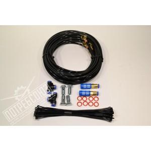 Комплект для вывода сапунов ГАЗ Соболь 4х4  / Комплект для вывода сапунов (СОБОЛЬ)