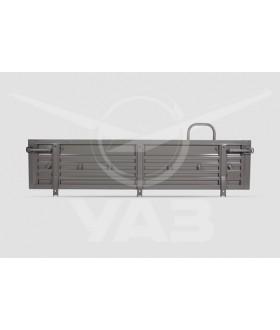 Борт УАЗ 3303, 33036, 39094 задний (железный) платформы / 33036-8503010