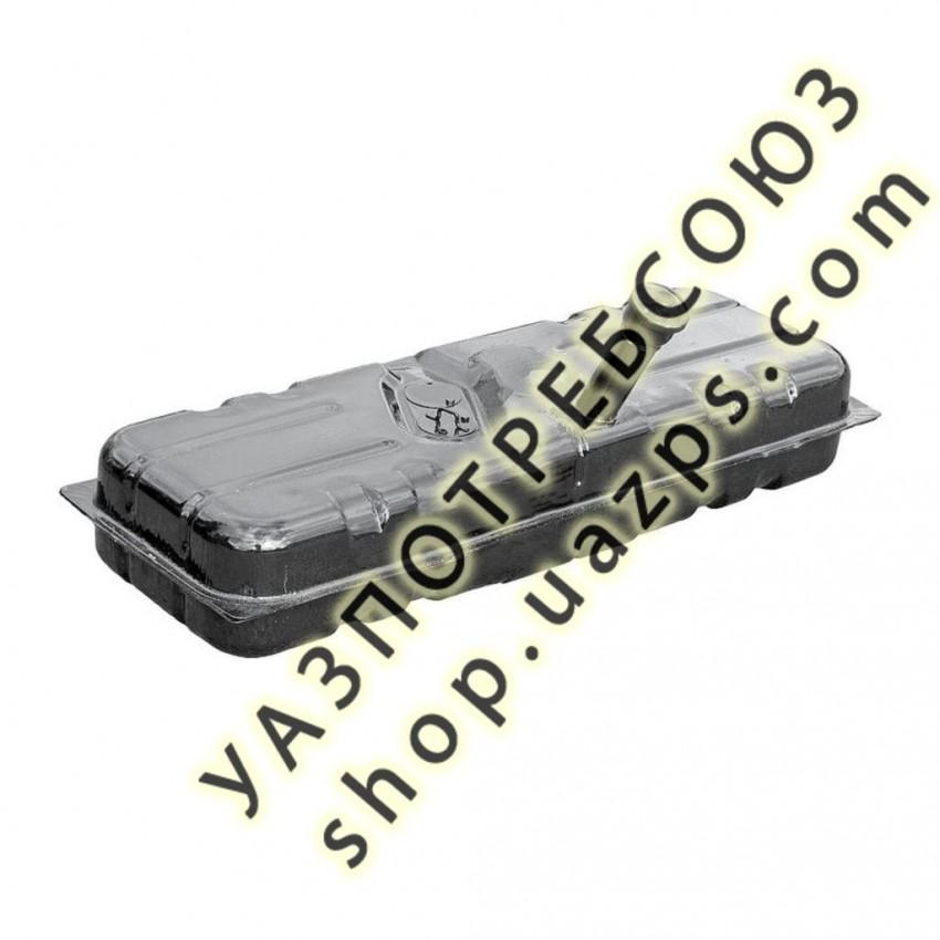 Бак топливный УАЗ 452 основной (левый, 56л), 39094, 39095 (КАРБЮРАТОР) / 3741-1101010