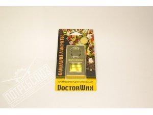 Ароматизатор DOCTOR WAX на дефлектор обдува. Ванильное лакомство 6.5 мл. / DW0813