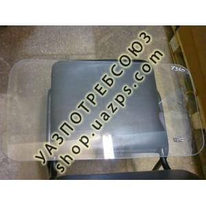 А/стекло УАЗ 452 двери салона цельное (БДЦ) 728*380 / 2206-5403250