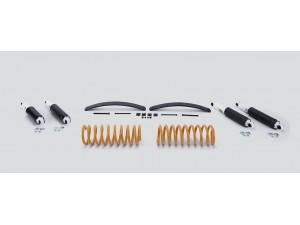 Лифт-комплект подвески +30 мм (ДЛЯ А/М УАЗ ХАНТЕР) IRONMAN / 315100471401600