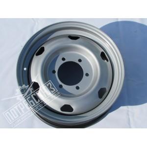 Колесный диск УАЗ штатный 6.5x16/6x139.7 D108.5 ЕТ40 антик серебро УАЗ ПРОФИ 236021/236022