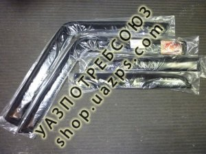 Дефлекторы (ветровики) на двери УАЗ ХАНТЕР