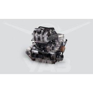 Двигатель в сб. 409 АИ-92 УАЗ инжектор (без кондиционера, Евро-0) (ЗМЗ) / 409.1000400