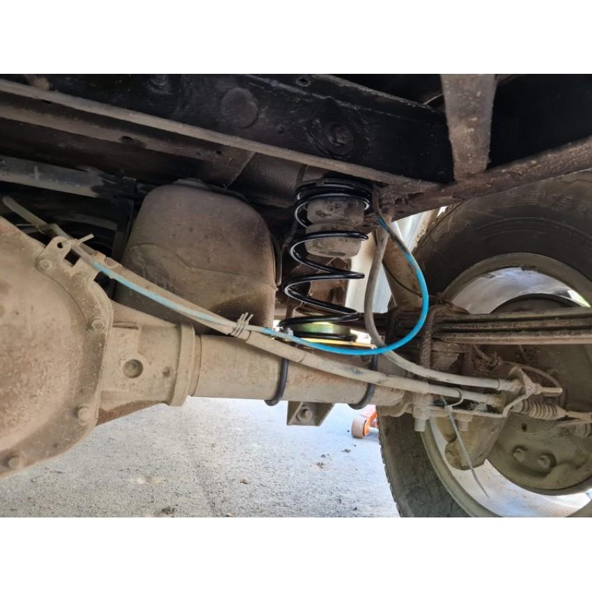 Пружина задней подвески Н/О (дополнительная) УАЗ ПАТРИОТ, ПИКАП, +30 мм (к-кт 2 шт.)