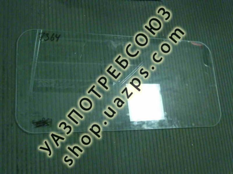 А/стекло УАЗ 452 салона цельное (БСЦ) 825*384 / 451-5403200-10