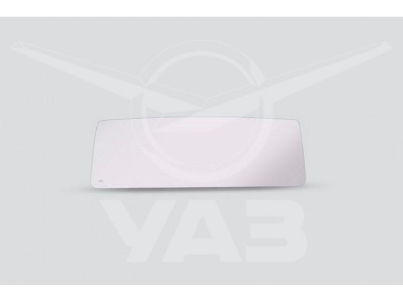 А/стекло УАЗ ПАТРИОТ ПИКАП задка кабины (1245х415) / 2360-5403016