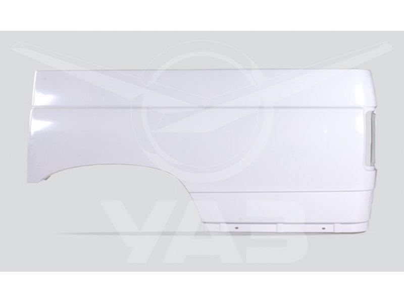 Боковина  грузового отсека  УАЗ PATRIOT PICKUP левая ## / 2363-5400211-10