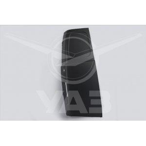 Панель  боковая УГЛОВАЯ задняя  УАЗ 452 правая / 452-5401090