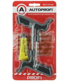 Ремкомплект бескамерных шин AUTOPROFI  Profi / REM-30 Profi