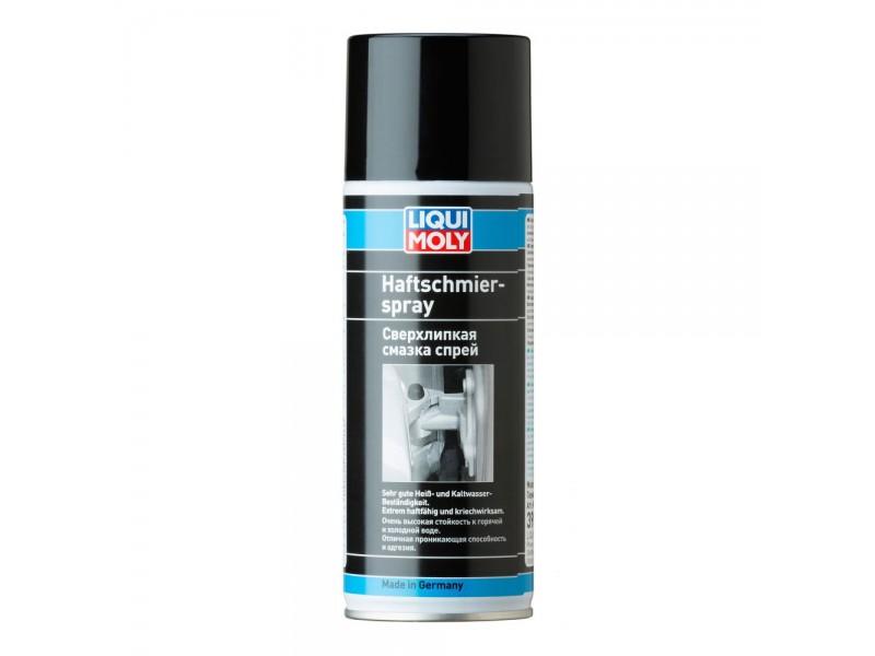 Смазка для петель Liqui Moly (адгезионная) 410мл / Смазка Липкий Моль