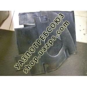 Коврик резиновый УАЗ 452 к-т / 452Д-5109014/15