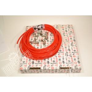Комплект для вывода сапунов (мосты, РК; БЕЗ глушителя) УАЗ