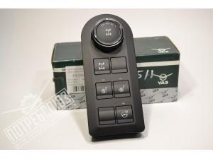 Блок управления режимами электро-РК (с обогревом сидений, руля, блокировка) УАЗ ПАТРИОТ / 3163-3769212-10 (56.3769-200)
