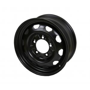 Колесный диск УАЗ штатный 6.5x16/5x139.7 D108.5 ET40 черный ЗАВОД / 31622-3101015-07