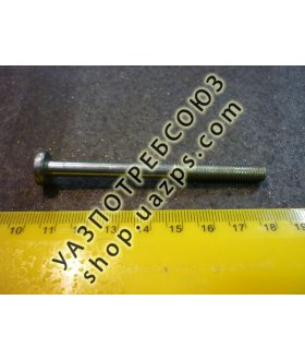 Винт М6х75 крепления колпака литого диска УАЗ ПАТРИОТ стар.образца / Винт М6*75