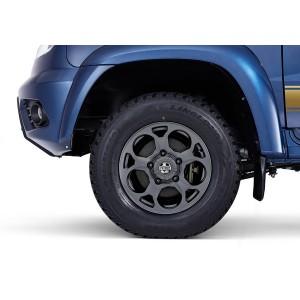 Диск колесный литой K&K УАЗ-PATRIOT FOOTBALL 2018 7x16/5x139.7 D108.5 ЕТ35 (БЕЗ колпака (ЛИТОЙ) / 3163-3101015-73